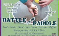 Battle for the Paddle