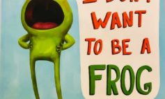 Kid Lit Pick:  I Don't Want to Be a Frog by Dev Petty and illustrated by Mike Boldt
