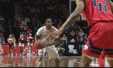 Ragin' Cajuns Men's Basketball Team Releases Non-Conference Schedule