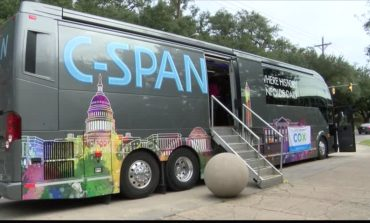 C-Span Southern Swing Tour Stops In Lafayette