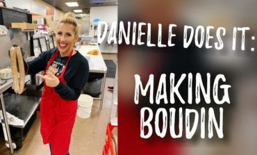Danielle Does It: Making Boudin