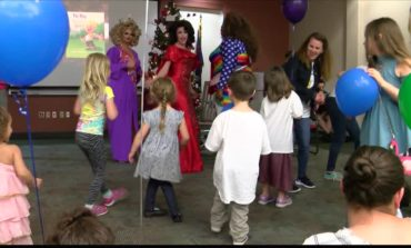 Southside library hosts first Drag Queen Story Time