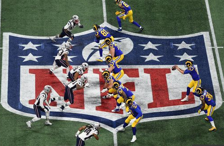 Mission accomplished Who Dat Nation: Superbowl LIII receives lowest ratings in a decade