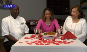 Places and Faces: Valentine's Day at Wyndham Garden Lafayette
