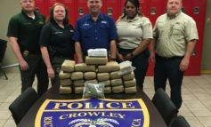 Traffic Stop Results in Officers Recovering a Large Amount of Marijuana