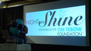 "Local church celebrates people with special needs at ""Night to Shine"""