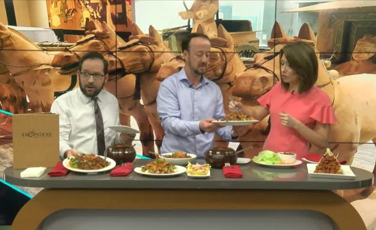 Chopsticks Fresh Asian Cuisine serving up delicious dishes on Focus At Noon