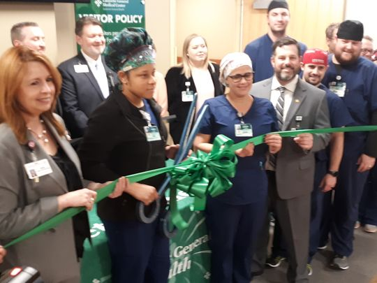 Lafayette General expands Cath Lab