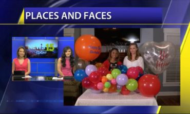 Places and Faces: Bubbli Balloons