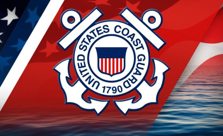 Coast Guard Rescues 2 People and Dog Near Vermilion Bay