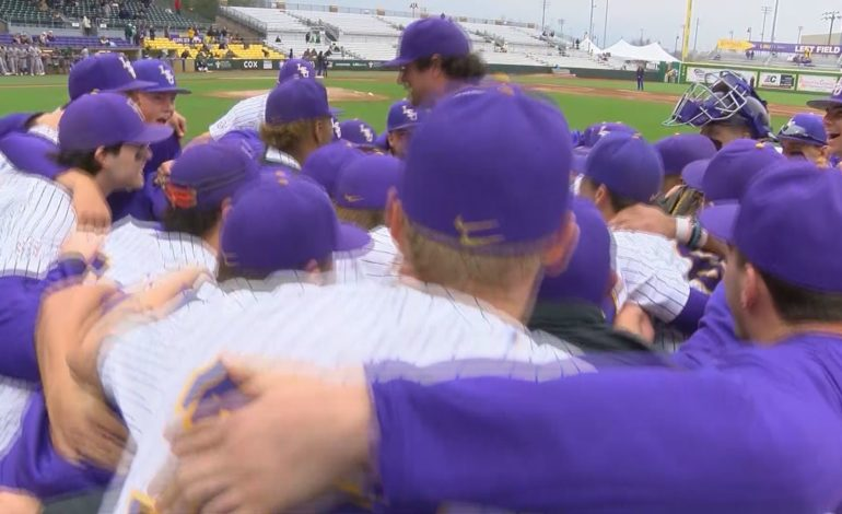 FLORIDA STATE 5, LSU 4 (12 innings)