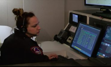 Inside the Lafayette 911 call center