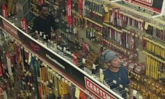 CPSO Seeking Identify of Two Theft Suspects