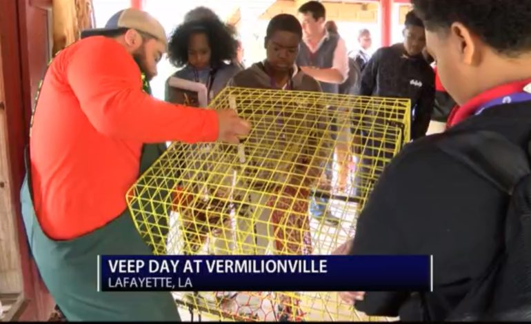 Students teaching students: Vermilionville hosts quarterly education program