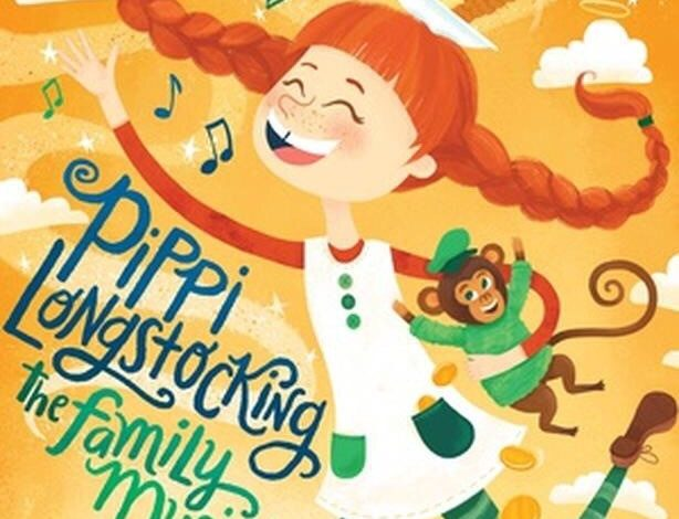 Checking Out Pippi Longstocking From >> Pippi Longstocking The Family Musical News15 Lafayette La