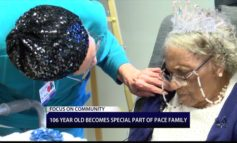 Local medical program helps 106 year old feel right at home