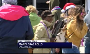 """This is about Cajun Country"" Parade-goers reflect on Mardi Gras Day in Lafayette"