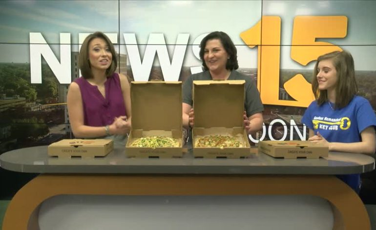 Pets and Pizza! Help Pizza Artista in Broussard find homes for 60 pets