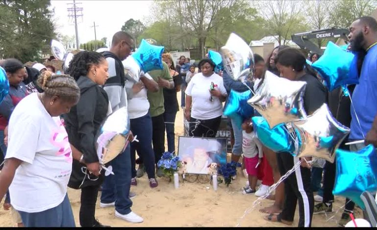 Pernell Boudreaux Honored At Vigil