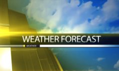 Wednesday Mid-day Forecast