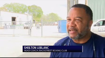 """""""If you like fighting that much, there's a place you can do it,"""" says local boxing club owner after Brown Park shooting"""