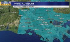 Wind Advisory In Effect Tonight
