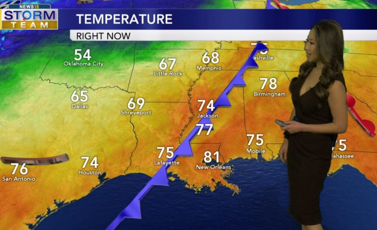 Cooler Temperatures On The Way