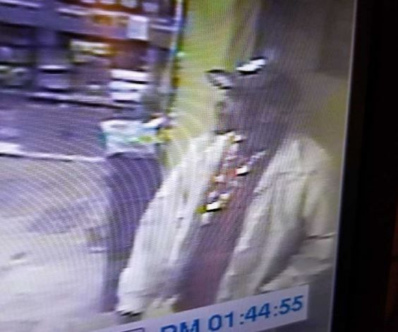 Suspect Wanted for Violent Attack with Brass Knuckles