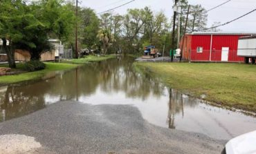 Several Roads Closed in St. Martin Parish Due to Rising Water