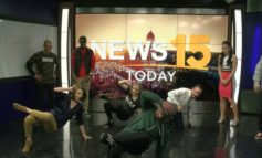 News15 Today Anchors Breakdance with Kabuki Dancers for Acadiana Dance Month