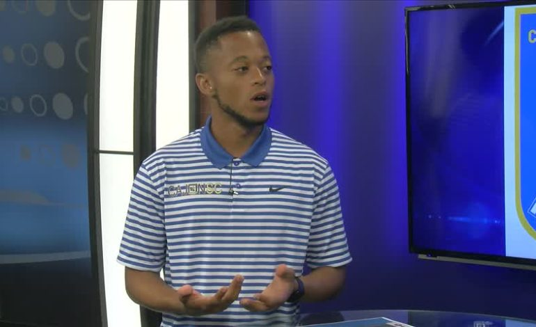 Cajun Soccer Club Joins News15 to Talk About The Men's Season