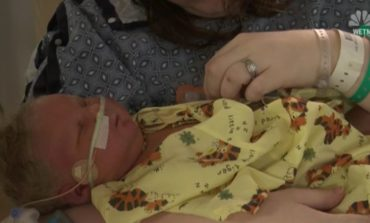 Oh Baby! 15 Pound Arrival Sets Hospital Record