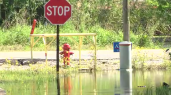 St. Martin Parish Sheriff's Office Warns Stephensville Residents of Flood Waters