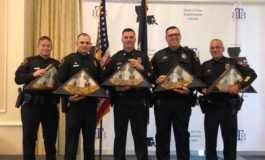 "Six Lafayette Police Officers Recognized for Their Work ""Beyond the Badge"""