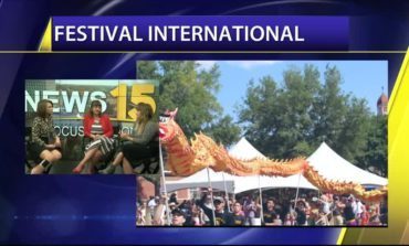 Volunteer Challenge! Festival International challenges the whole family to volunteer for festival this year