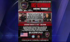 3rd Annual First Responder Basketball Tournament