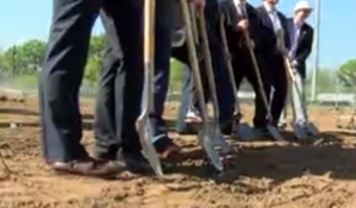 Ground Breaks On New Affordable Housing Community