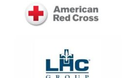 LHC Group Supports American Red Cross