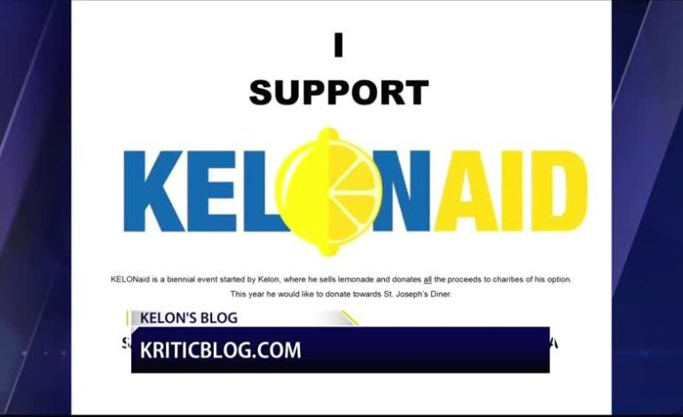 Get your ice cold Kelonaid!