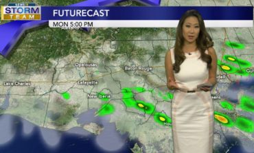 Showers And Storms Return Monday