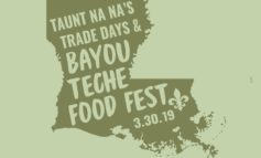 Check Out Taunt Na Na's Trading Days And Bayou Teche Food Fest This Weekend