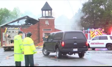 Back to Back Church Fires in St. Landry Parish Leave Locals Stunned