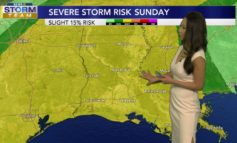 Severe Threat On Sunday
