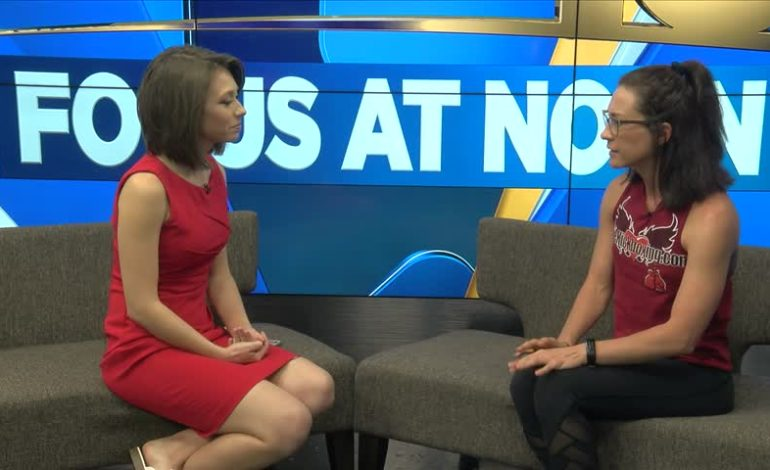 April Is Stress Awareness Month! Fitness Expert Tiffany Saltzman Stops By With Some Tips