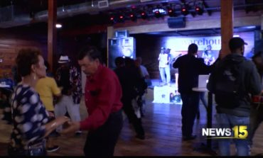 Zydeco fundraiser for Jeffery and Millie Broussard