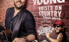 Chris Young: Raised on Country Tour, heads to the Cajundome
