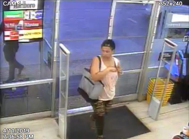 Breaux Bridge Police Needs Help Identifying Woman