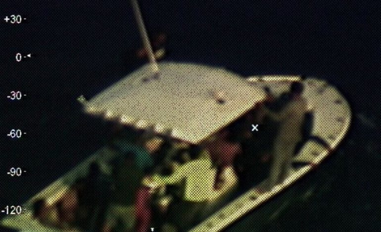 Coast Guard Locates Disabled Vessel with 23 People Aboard on the High Seas