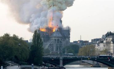 LIVE COVERAGE: Notre Dame Cathedral On Fire