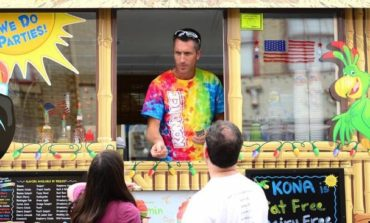 Kona Ice Hosts National Chill Out Day